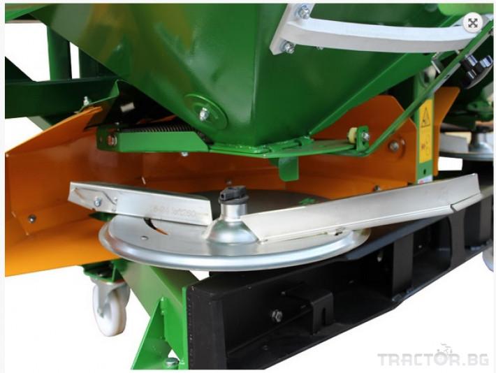 Торачки Двудискова навесна торачка Donder CGSA 2500 1 - Трактор БГ