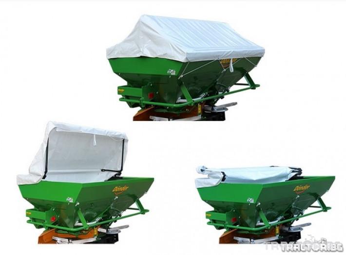 Торачки Двудискова прикачена торачка Donder CGSA-T 2500 2 - Трактор БГ