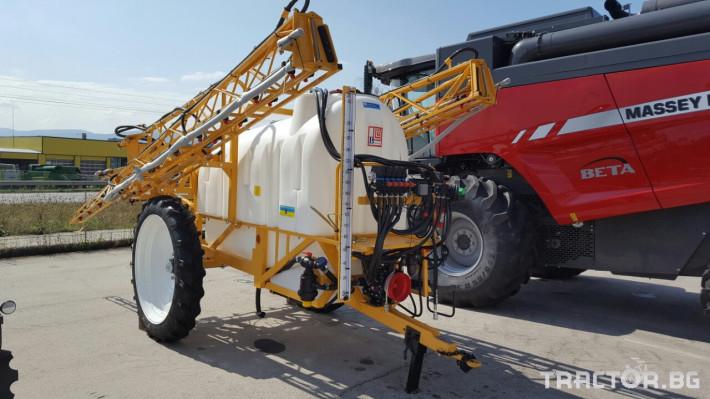 Пръскачки Пръскачка Boguslav Kronos 3000-21,5 м. 0 - Трактор БГ