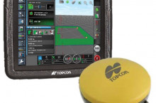 Навигационна система Topcon X23+SGR-1