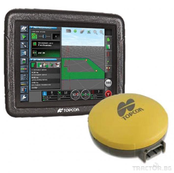 Прецизно земеделие Навигационна система Topcon X23+SGR-1 0 - Трактор БГ