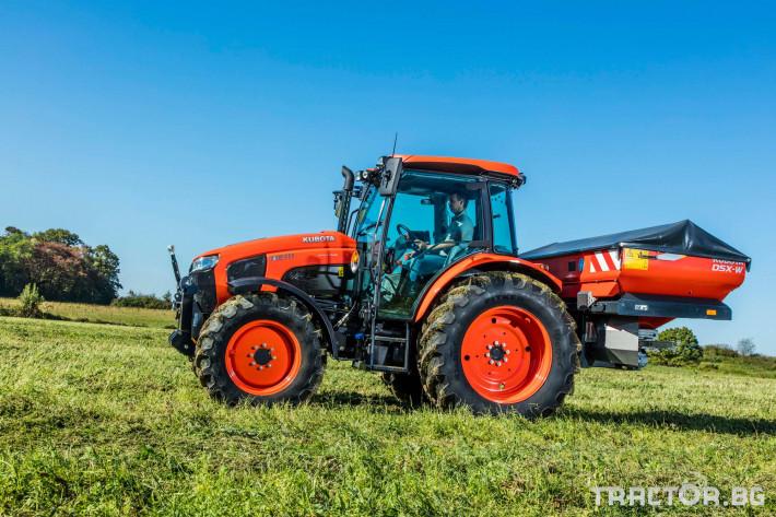 Трактори Kubota M5111 0 - Трактор БГ