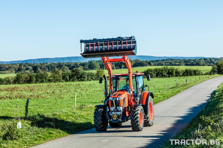 Трактори Kubota M115GX IV 9