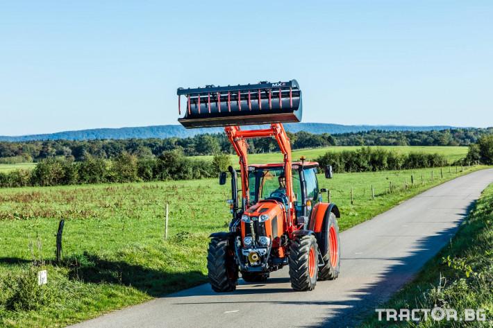 Трактори Kubota M125GX IV 4