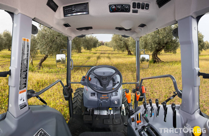 Трактори Kubota M5071N 2 - Трактор БГ