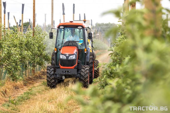 Трактори Kubota M5101N 2 - Трактор БГ