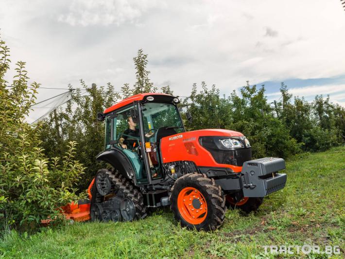 Трактори Kubota M5101N 0 - Трактор БГ
