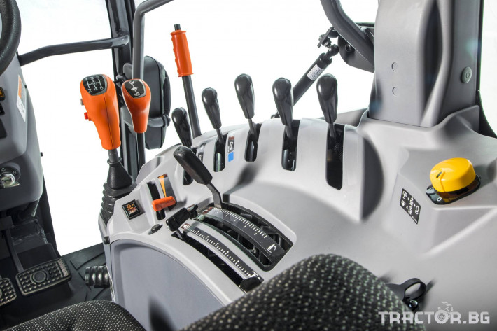 Трактори Kubota M5101N 7 - Трактор БГ