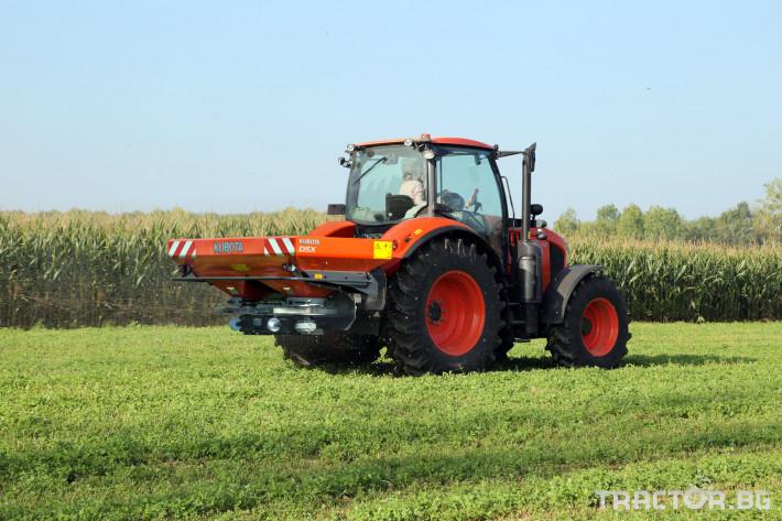 Торачки Торачки Kubota DSX 1500 / 1850 / 2150 / 2550 / 2800 0 - Трактор БГ