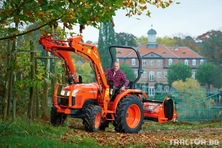 Трактори Kubota L1361 2