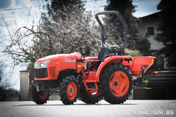 Трактори Kubota L1361 3