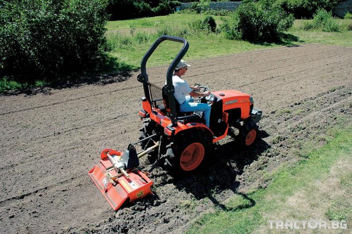 Трактори Kubota B2201/B2231/B2261/B2311 3