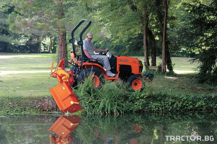 Трактори Kubota B2201/B2231/B2261/B2311 4