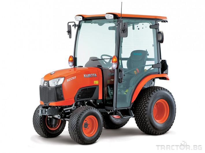 Трактори Kubota B2201/B2231/B2261/B2311 1