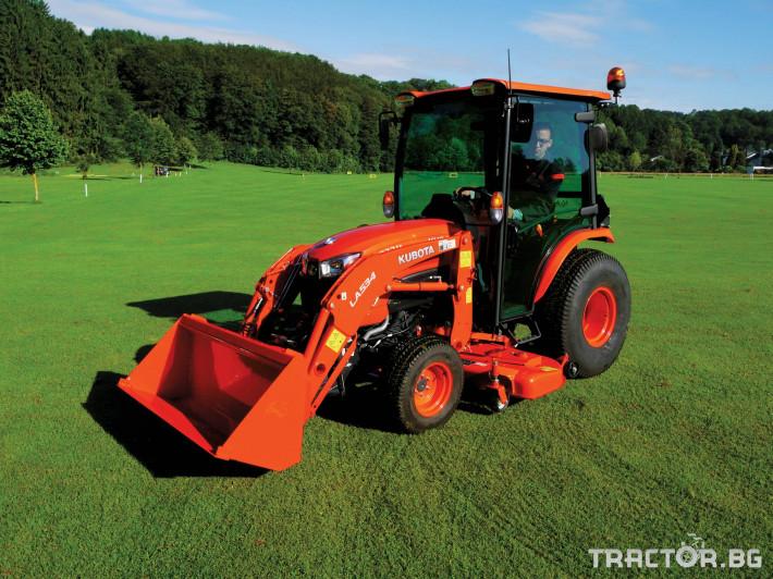 Трактори Kubota B2201/B2231/B2261/B2311 7