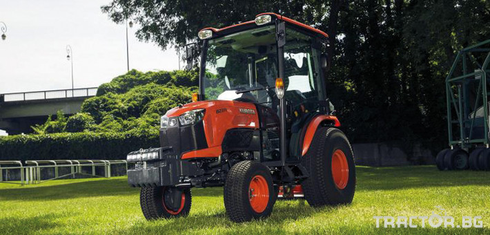 Трактори Kubota B2201/B2231/B2261/B2311 0
