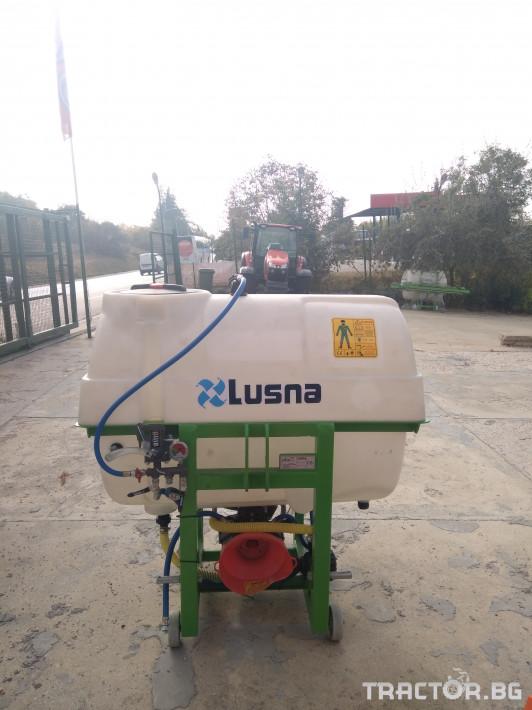 Пръскачки Lusna Вентилаторни 200/400/500 8 - Трактор БГ