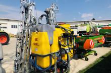 Moccia НАЛИЧНА Навесна Пръскачка  GK 1200 литра Захват 18 метра